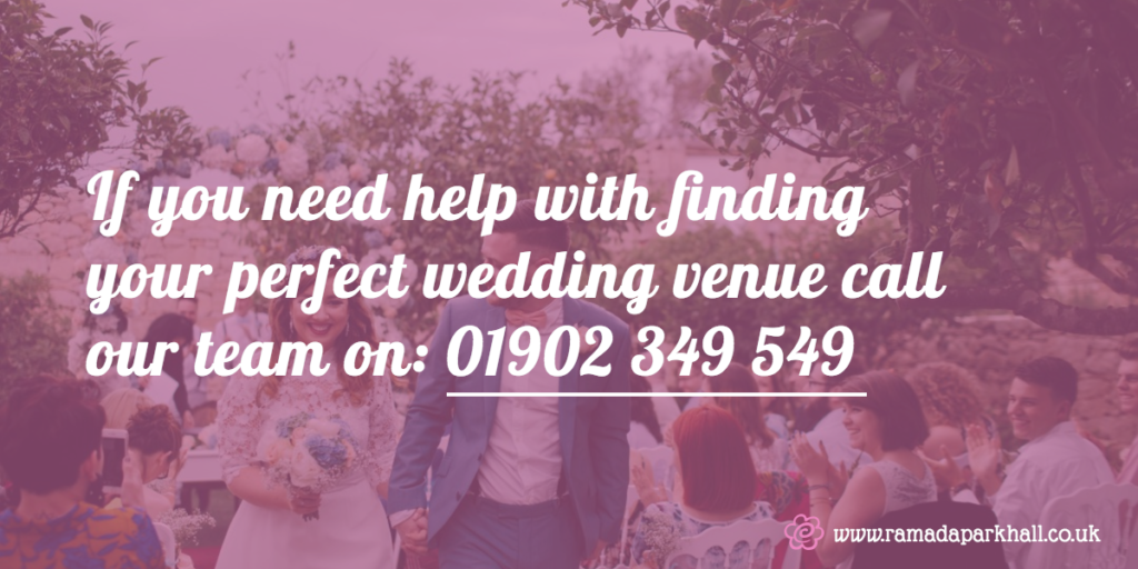 ramada hotel perfect wedding venue