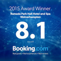 2015 Award Winner - 8.1 on Booking.com