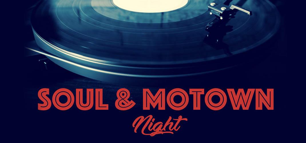Soul & Motown Night Event