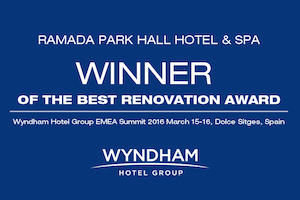 Winner of the Best Renovation Award