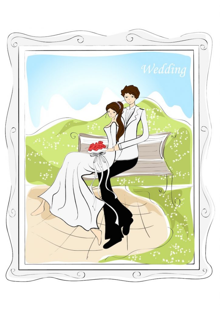 spring-wedding-picture