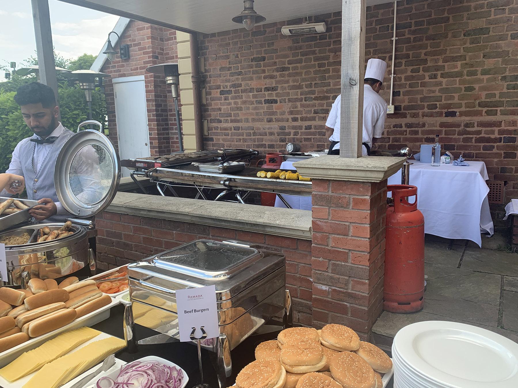 Ramada Resort Park Hall Summer BBQ